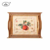 Wholesale China Tray for Bamboo/Serving/Food/Tea/Fruit/Tablewareeco-Friendly/Kitchen Implements from china suppliers