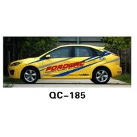 Wholesale Custom Decorative PVC Designer Car Body Sticker QC-185I from china suppliers