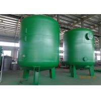 China Manganese Sand Filter FRP Pressure Tank Water Filter Reverse Osmosis Pressure Tank For Iron Removal on sale
