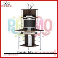 Wholesale TCG 2015 new  TALL  computer desk CNT-2112 from china suppliers