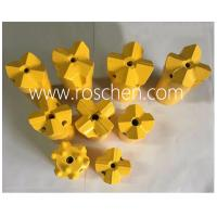 Wholesale Furnace Blast Hole Tapping Carbide Cross Bits with Tungsten Carbide Tips from china suppliers