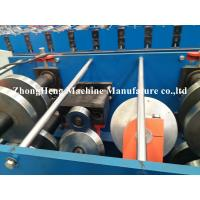 Wholesale Steel Beam C Z Purlin Roll Forming Machine For Prefab House 16MPa 22KW from china suppliers