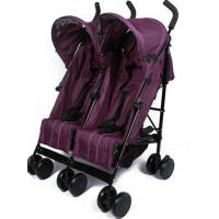 Wholesale Buggy Side-By-Side Twin Baby Double Stroller,Double Seat Twin Stroller Baby Twins Toddler from china suppliers