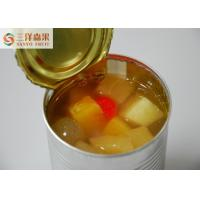 Wholesale No Artificial Colors Mixed Canned Fruit 425g / 820g / 3000g In Normal Temperature from china suppliers