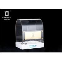 Wholesale Transparent  Plexiglass Perspex Acrylic Lockable Donation Box For Money Storage from china suppliers
