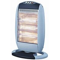 Wholesale electric heater halogen heater NSB-120S  (NQ1206) 3 heat setting:400W/800W/1200W oscillating function from china suppliers