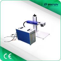 Wholesale Genuine EZcad Controller Industrial Laser Marking Machine Small Size 7000mm/S from china suppliers