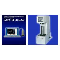 China 0.1HBW Resolution Automatical Brinell Hardness Testing equipment  31 - 650HBW on sale