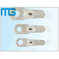 Wholesale Round Hole Copper Cable Lugs Diameter 6 8 10mm Crimping Terminal Lugs from china suppliers