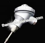 PT100 Industrial s/r/b type plastinum-rhodium temperature meter thermocouple sensor