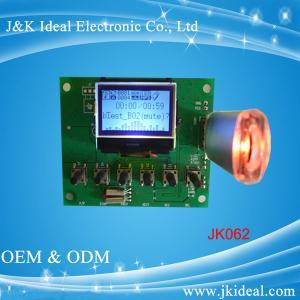 JK062 LCD display usb audio fm aux  recorder mp3 board for mixer