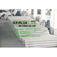 Wholesale China Stainless Steel Johnson Screens Pipe for Water Well Drilling Supplier from china suppliers