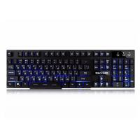 Wholesale Anti Ghosting Gaming Keyboard Backlit , Floating Keys Keyboards For Pc Gaming from china suppliers