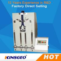 Wholesale 75mm LCD Fatigue Tester Machine , Dynamic Fatigue Testing Machine with 35kg Weight from china suppliers