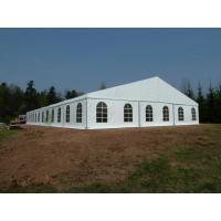 Wholesale Clearspan Struture White Cover Large Wedding Tents For 350 People from china suppliers