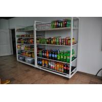 Wholesale bright anodizing Roller Gravity Feed Shelving with Aluminum plate from china suppliers