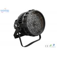 Wholesale 4in1 Led Par Can Lights / RGB Stage Lighting With Self Running Mode from china suppliers
