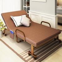 Buy cheap Strong High Quality Multi-function Portable Folind bed With Wheels Easy To Fold And Save Space from wholesalers