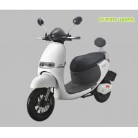 Wholesale Adult Electric Powered Moped Scooter With Pedals 10 Inch Wheel from china suppliers