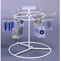 Wholesale metal key chain Counter spinner racks from china suppliers