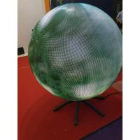 Wholesale Custom Size Indoor P4 LED Screen Stage Background Led Display 360 Degree Spherical from china suppliers
