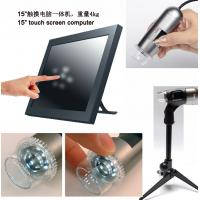 Wholesale skin hair analyzer with 3D mirror system professional effective machine from china suppliers