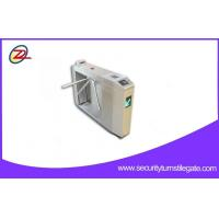 Wholesale Scenic areas ticket Tripod Turnstile Gate with RFID card and barcode from china suppliers