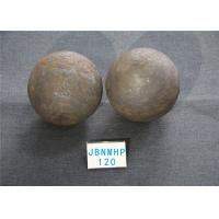 Quality Grinding Media Hot Rolling Steel Balls For Cement Plant and Mine ( Dia 20mm - 120mm ) for sale