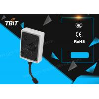 Wholesale Geo-fence Function GPS GSM Tracker GSM Build-in 700mAh Battery With ACC Detection from china suppliers