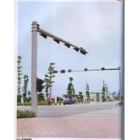 Wholesale High Mast Street Cylindrical LED Traffic Light Signal Post Steel Pipe Street Lamp Pole from china suppliers