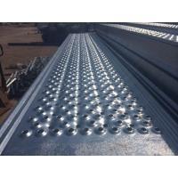Wholesale Ringlock scaffold steel plank hot galvanized with forged hook , AS1576 certificate from china suppliers