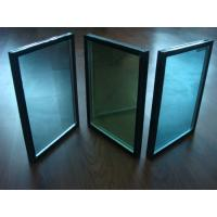 Wholesale 6mm clear+12A+6mm clear coated glass tempered safety tempered insulated glass building windows and doors glass from china suppliers