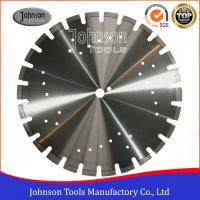 Wholesale Standard 450mm Asphalt Saw Blades Wide U Slots Laser Welded Diamond Saw Blades from china suppliers