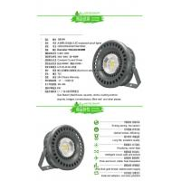 Wholesale Black / Yellow 80 W LED Lights , 50000h 50 / 60Hz Airports Lighting Fixture from china suppliers