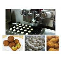 Wholesale Commercial Meatball Forming Machine for Plain  , Fish Balls Food Processing Machinery from china suppliers