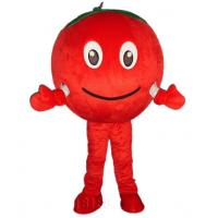 Wholesale Tomato mascot costume, Plush mascot,Vegetable mascot costume,vegetable mascot costumes from china suppliers