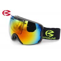 Wholesale Revo Coating Polarized Snowboard Goggles UV400 Protection Scratch Proof Rimless from china suppliers
