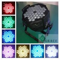 Wholesale new hot sell stage light 48pcs 3in1 tri color led par can(GL-068B) from china suppliers