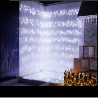Wholesale outdoor christmas waterfall lights from china suppliers