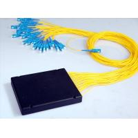 Wholesale Single Mode and Multi Mode 1×32 PLC Fiber Optic Splitter for System and Signal Monitoring from china suppliers