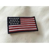 Wholesale Custom Embroidered Military Name Patches , Large 3D Embroidery Patches from china suppliers