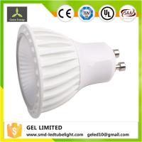 Buy cheap GU10 LED Bulbs 35W halogen Bulbs Equivalent 5W 420 lumens Non-Dimmable 90 Beam Angle from wholesalers