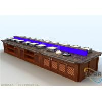 Wholesale Commercial Buffet Equipment  Marble Top Chafing Dish Hot Display Buffet from china suppliers