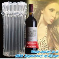 Wholesale Air Bubble bags, wine carriers, juice beverage bags, drink ice bags, wine gift, portable from china suppliers