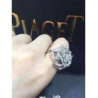Buy cheap P 18k gold  white gold yellow gold rose gold diamond ring  Jewelry factory in Shenzhen, China from wholesalers