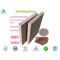 Wholesale China factory new developed 18mm FSC certified plain NAF flakeboard from china suppliers