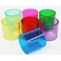 Wholesale Customized 300mm Colored Opaque Acrylic Light Tube For Furniture from china suppliers