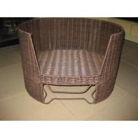 Wholesale Weaved Plastic Rattan Dog houses、Dog Kennel、Pet houses from china suppliers