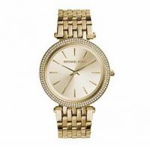 Wholesale Wholesale Michael Kors MK3191 Women's Darci Diamante Bracelet Strap Watch, Gold from china suppliers