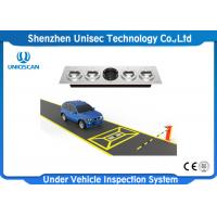 Wholesale High safety anti - terrorism UVSS under vehicle surveillance scanning inspection system from china suppliers